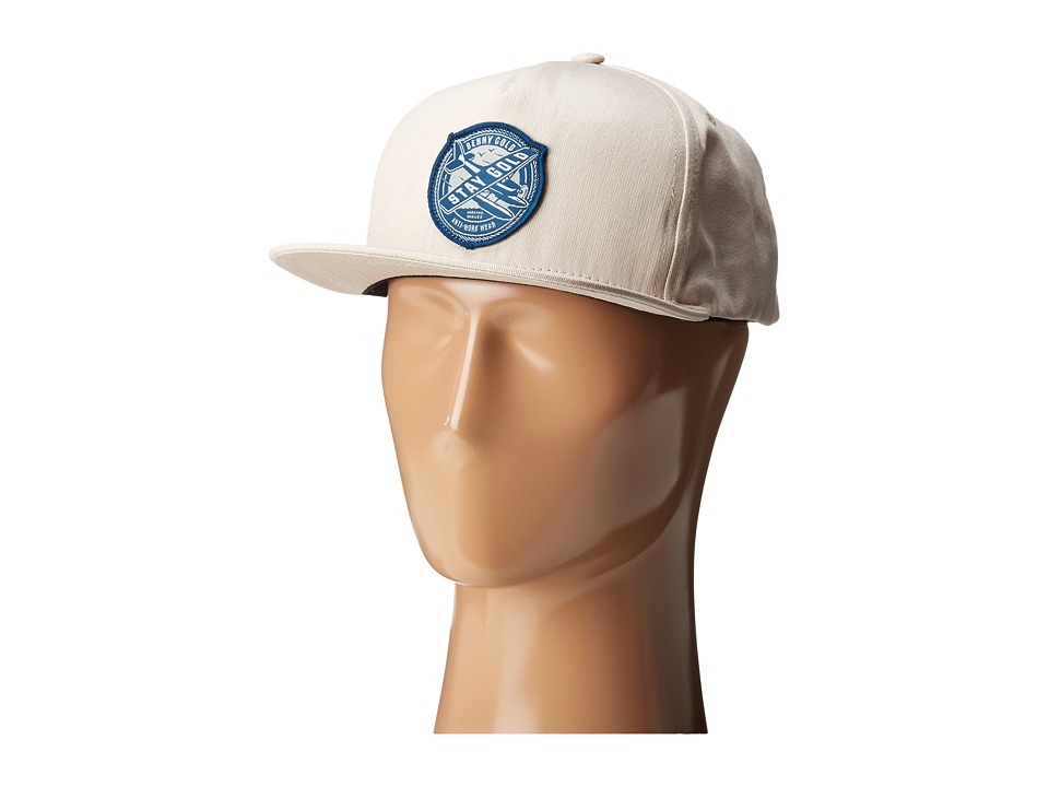 Benny Gold - Sea Plane Snapback Hat