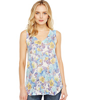 Nally & Millie - Floral V-Neck Tank Top