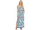 Fira Floral Maxi Dress Cover-Up