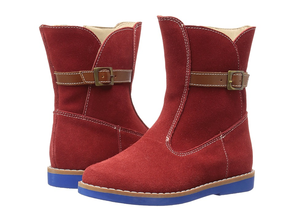 Elephantito Aspen Boot (Toddler/Little Kid/Big Kid) (Red) Girls Shoes