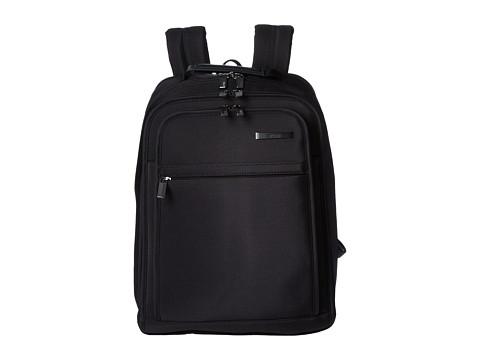 Hartmann Metropolitan - Slim Backpack - Deep Black