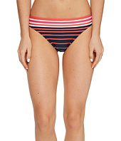 MICHAEL Michael Kors - Abby Stripe Classic Bikini Bottom