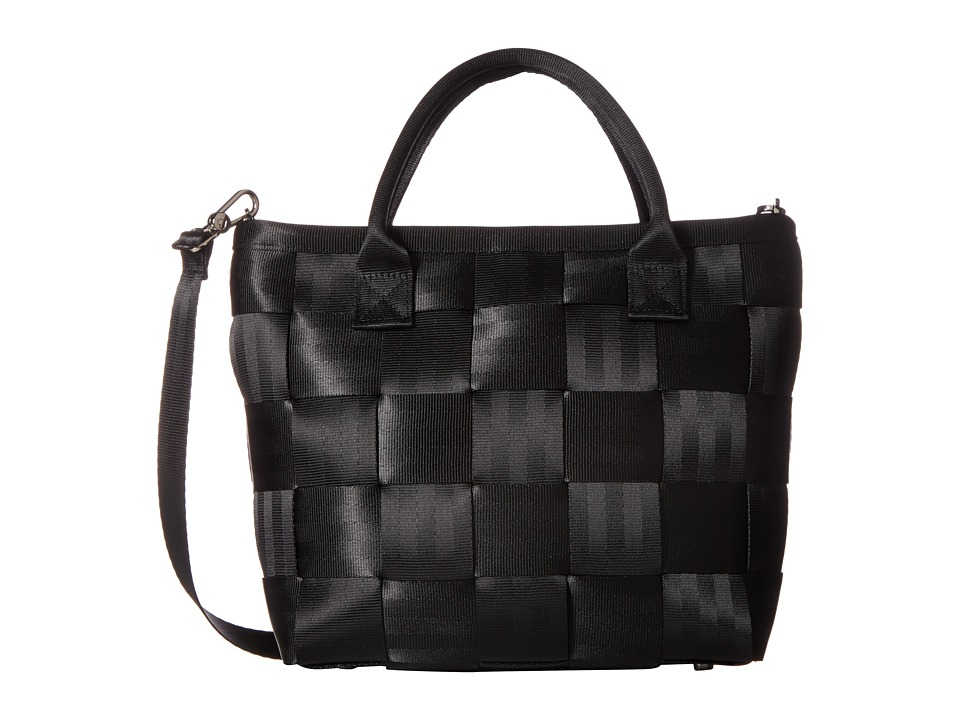 Harveys Seatbelt Bag - Crossbody Tote (Black) Tote Handbags
