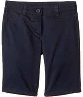 Nautica Kids - Five-Pocket Sateen Bermuda Shorts (Little Kids)
