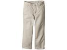Nautica Kids - Regular Flat Front Twill Double Knee Pants (Little Kids/Big Kids)