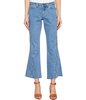 See by Chloe - Denim Pants w/ Embroidery