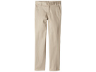 Nautica Kids Regular Flat Front Twill Stretch Pants (Big Kids)