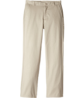 Nautica Kids - Regular Flat Front Twill Double Knee Pants (Big Kids)