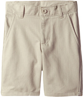 Nautica Kids - Slim Flat Front Twill Shorts (Little Kids/Big Kids)