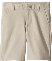Nautica Kids - Regular Flat Front Twill Shorts (Little Kids/Big Kids)