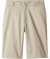 Nautica Kids - Regular Flat Front Twill Shorts (Big Kids)