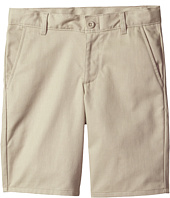 Nautica Kids - Husky Flat Front Twill Shorts (Big Kids)