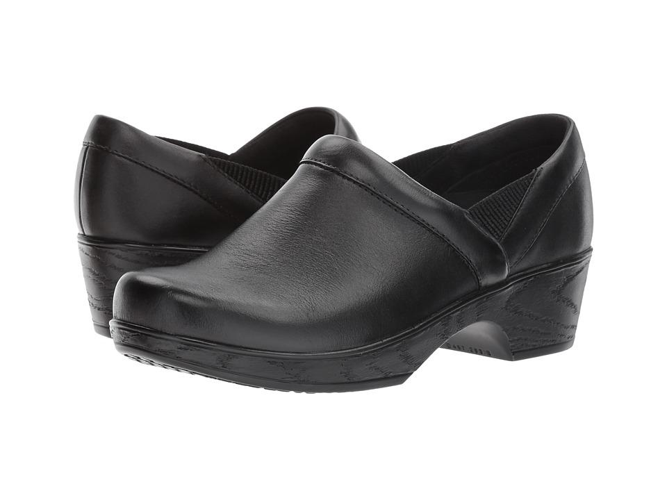 Klogs Footwear Portland (Black Kpr) Women's Shoes