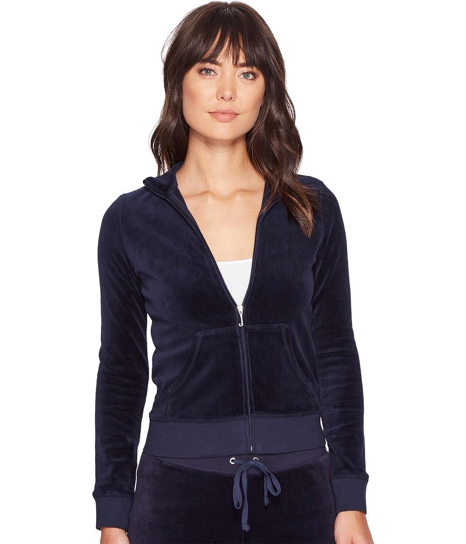 Juicy Couture - Fairfax Velour Jacket