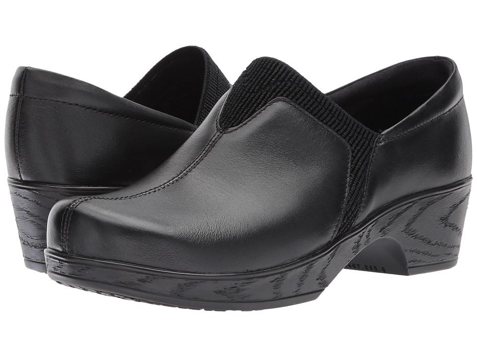 Klogs Footwear Salem (Black Kpr) Women