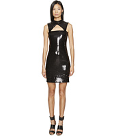 Jeremy Scott - Little Sequin Black Dress
