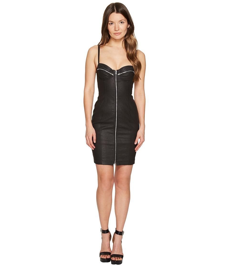Jeremy Scott - Checkered Zip Dress