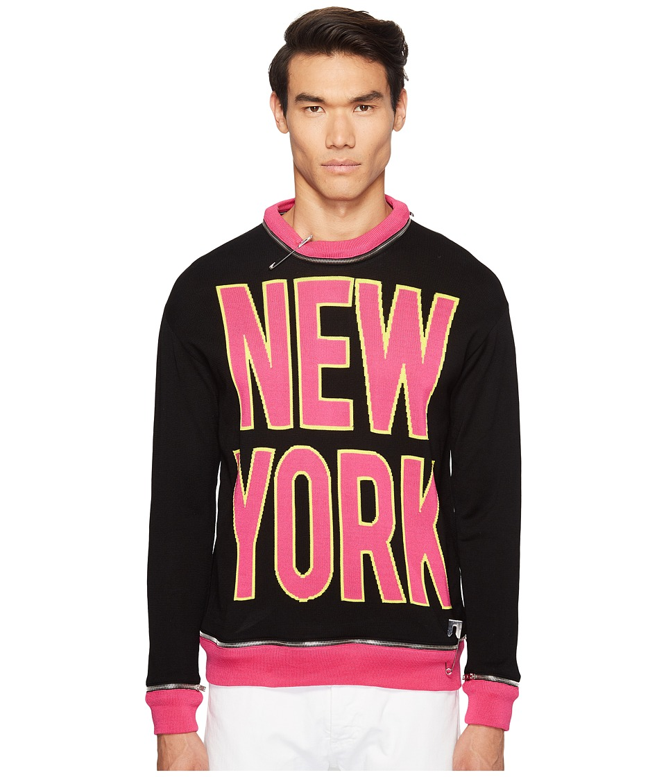 Jeremy Scott Jeremy Scott - Vintage New York Sweater