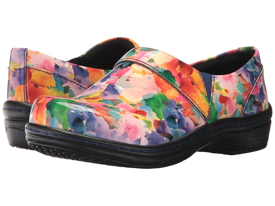 Klogs Footwear - Mission (Watercolor Patent) Women's Clog...