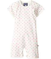 Toobydoo - Pink Heart Shortie Jumpsuit (Infant)