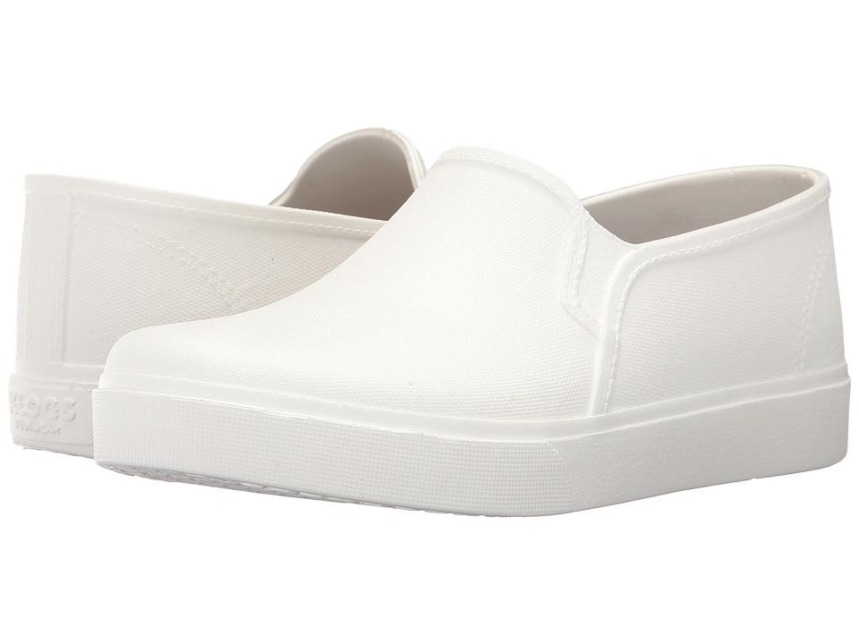 Klogs Footwear Tiburon (White) Slip-On Shoes