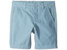 Steel Blue Chino Shorts (Infant/Toddler/Little Kids/Big Kids)