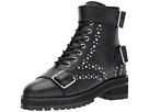 The Kooples Leather Boots with Studs