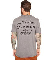 Captain Fin - Run of The Mill T-Shirt