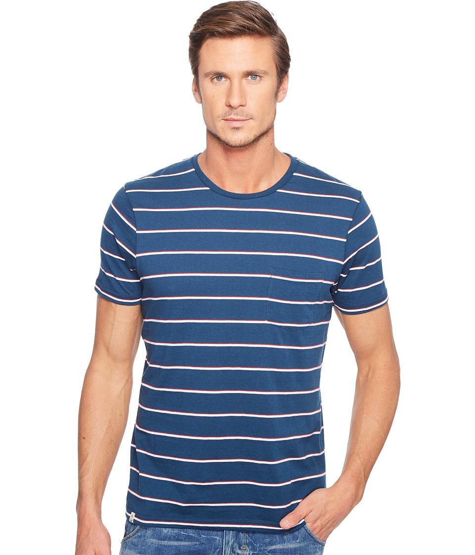 Captain Fin - Revere Short Sleeve Knit