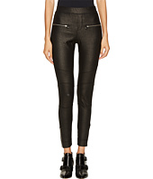 The Kooples - Biker Wax Trousers