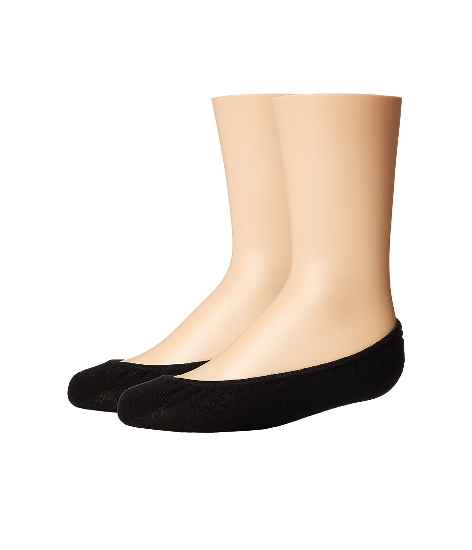 Jefferies Seamless Cotton Footie w/ Silicone Inside Heel ...