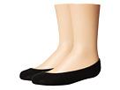 Jefferies Socks Jefferies Socks Seamless Cotton Footie w/ Silicone Inside Heel 2-Pack (Toddler/Little Kid/Big Kid/Adult)