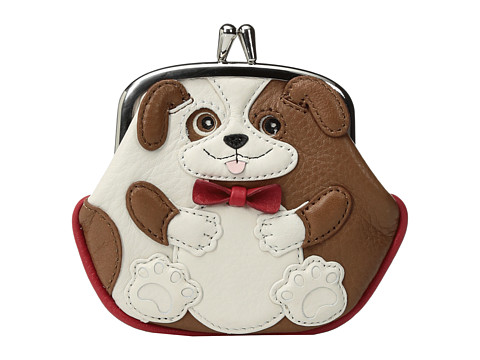 Brighton Duke Dog Coin Purse - Multi