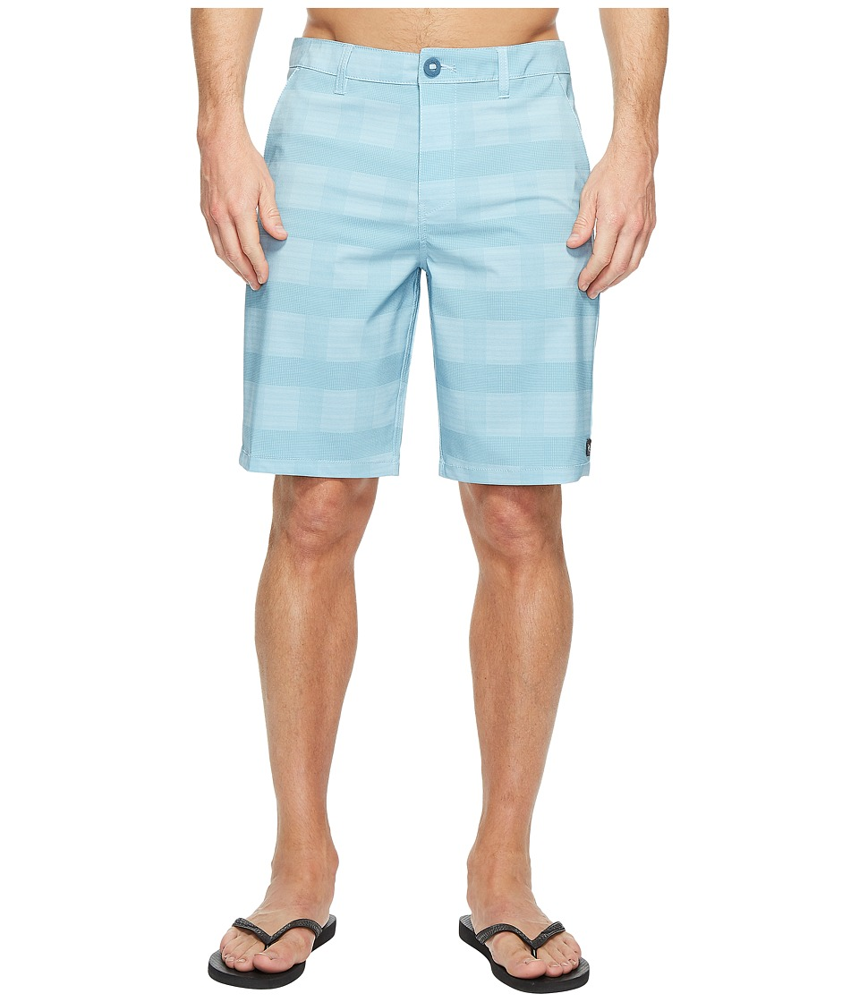 Rip Curl Mirage Declassified Walkshorts (Light Blue) Men