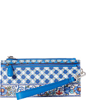 Brighton - Volare Triple Zip Pouch