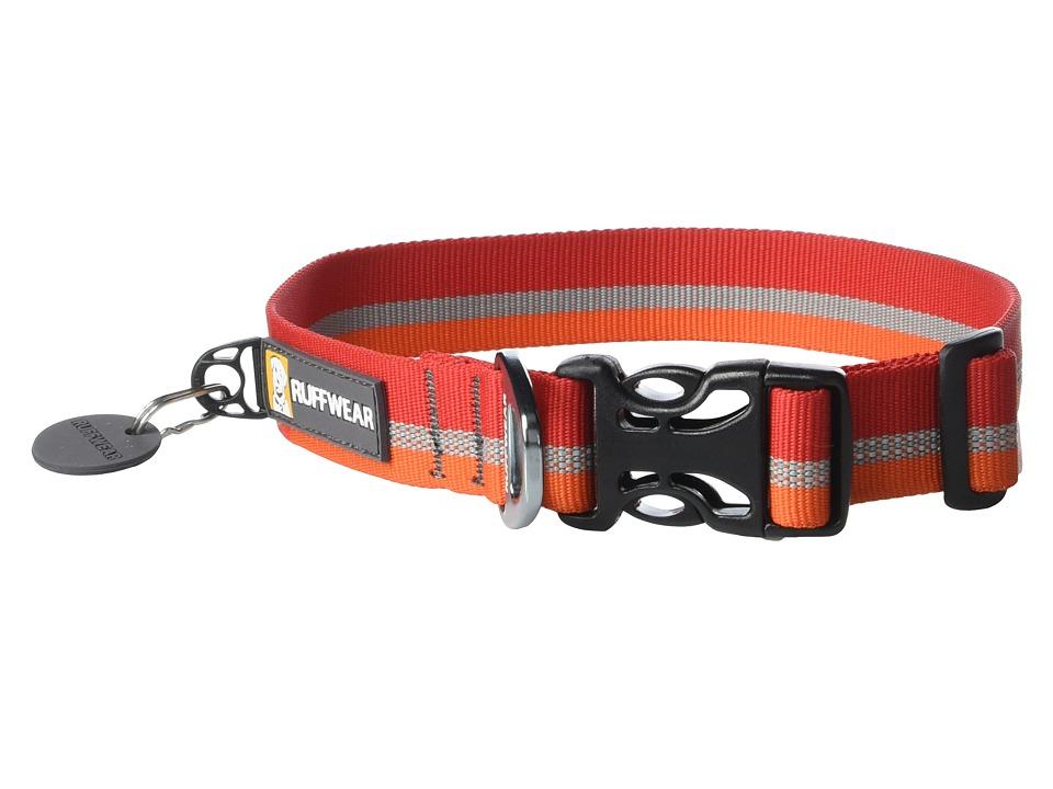 Ruffwear Crag Collar (Kokanee Red) Dog Collar