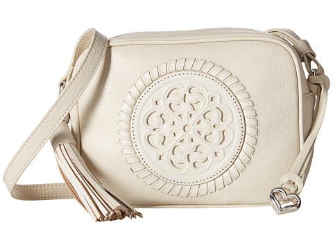 Brighton Simona Camera Bag - White