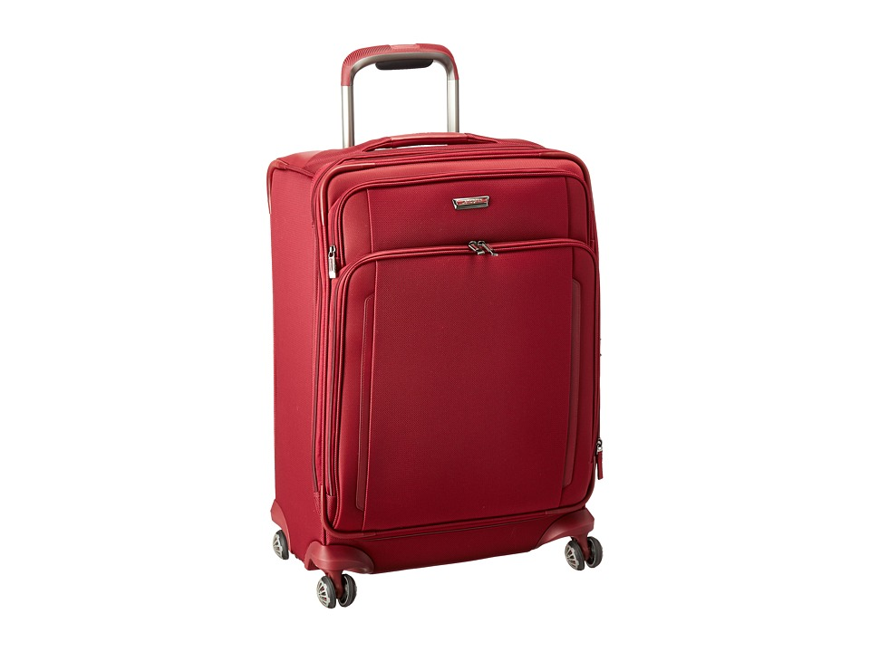 Samsonite Silhouette XV 25 Spinner (Napa Red) Luggage