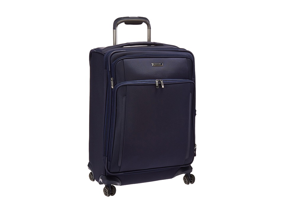 Samsonite Silhouette XV 25 Spinner (Twilight Blue) Luggage