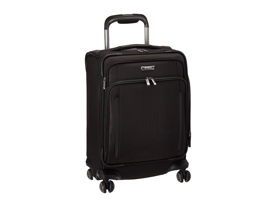 Samsonite Silhouette XV 21 Spinner (Black) Luggage