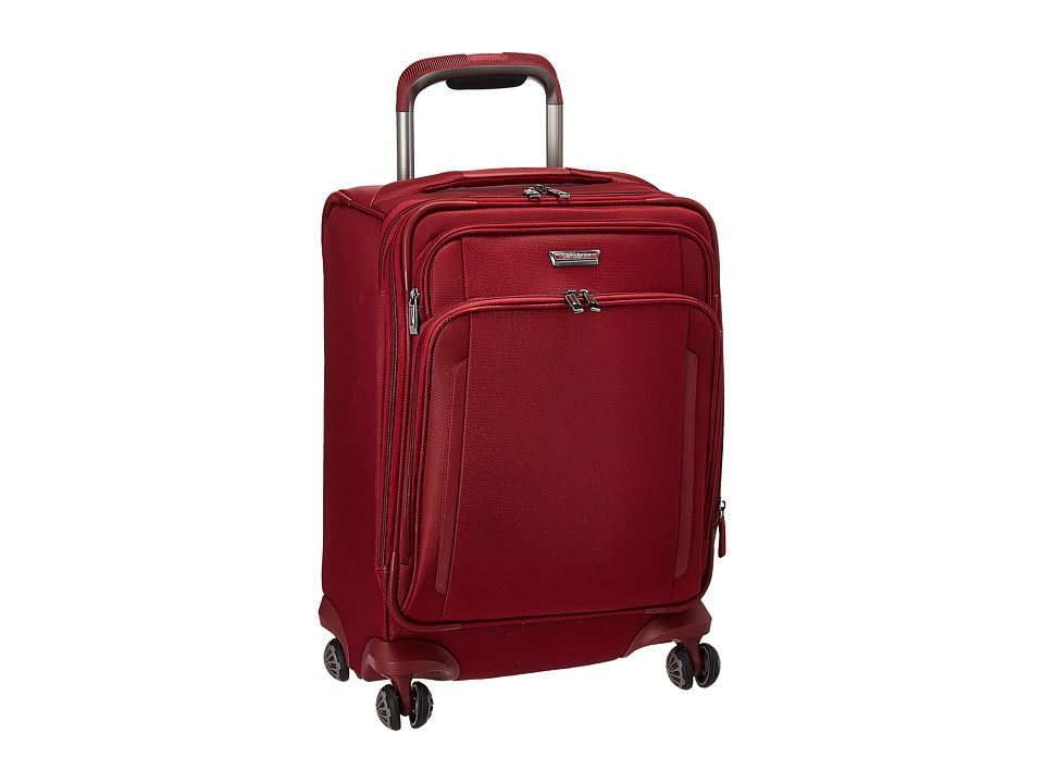 Samsonite Silhouette XV 21 Spinner (Napa Red) Luggage