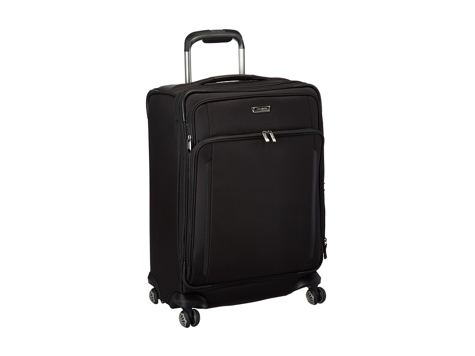 Samsonite Silhouette XV 25 Spinner (Black) Luggage