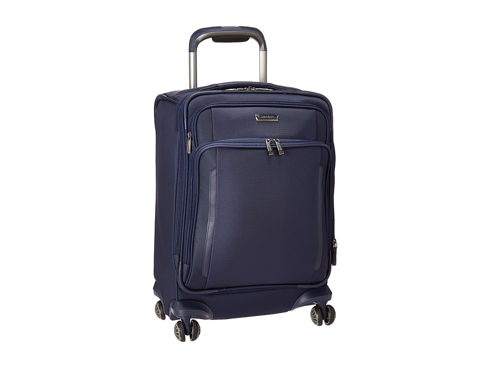Samsonite Silhouette XV 21 Spinner (Twilight Blue) Luggage