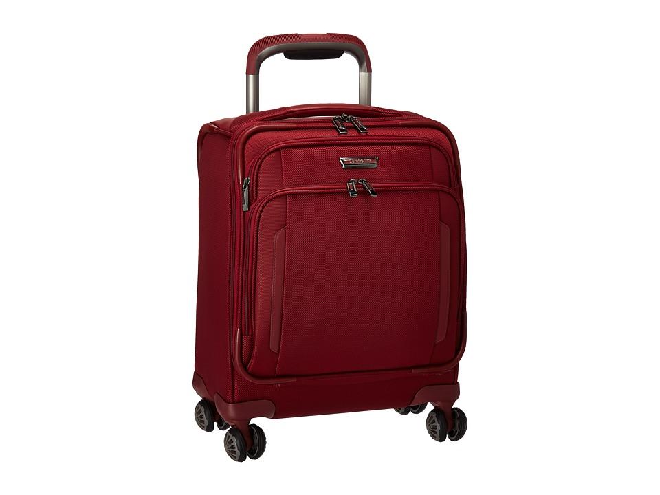 Samsonite Silhouette XV Spinner Boarding Bag (Napa Red) L...