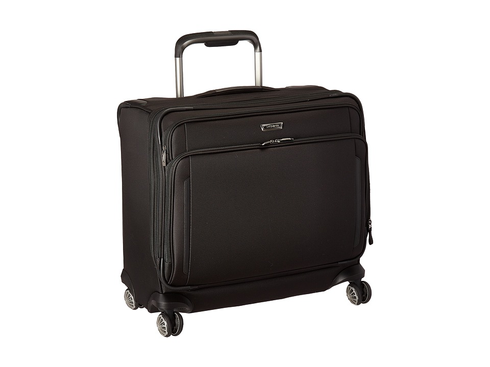 Samsonite Silhouette XV Medium Glider (Black) Luggage