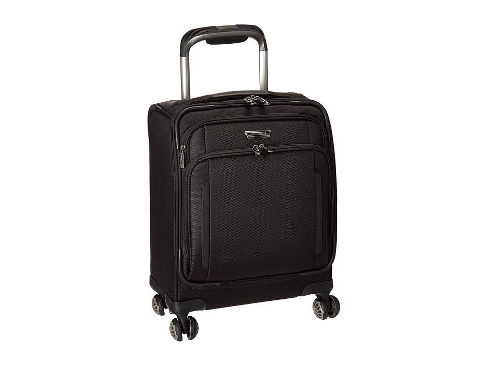 Samsonite Silhouette XV Spinner Boarding Bag (Black) Luggage