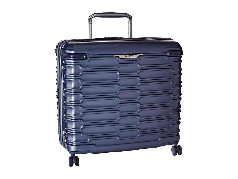 Samsonite - Stryde Glider Long Journey (Blue Slate) Luggage
