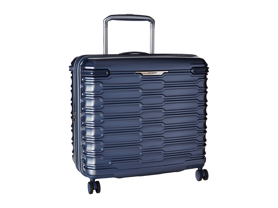 Samsonite Stryde Glider Medium Journey (Blue Slate) Luggage