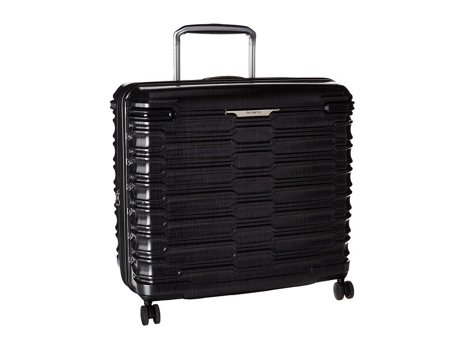 Samsonite Stryde Glider Long Journey (Charcoal) Luggage