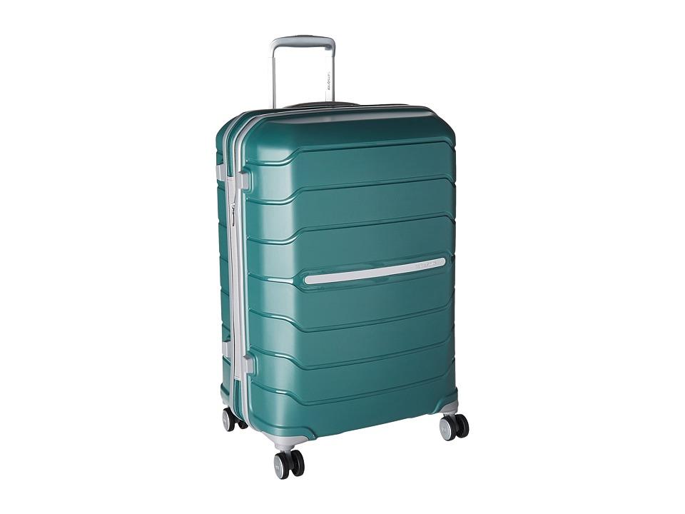 Samsonite - Freeform 24 Spinner (Sage Green) Luggage